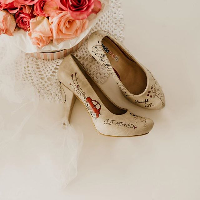 DOGO High-Heels - Just Married