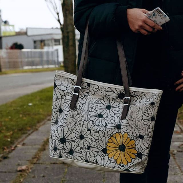DOGO Fitbag - Flowers