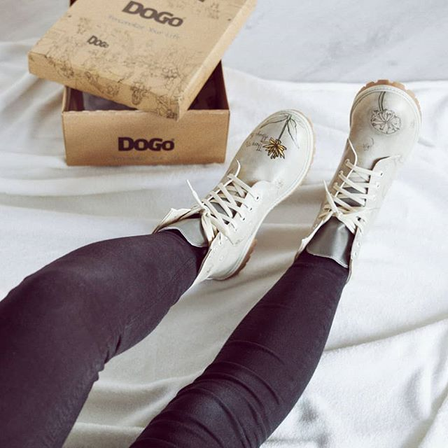 DOGO Boots - There Is Always Hope