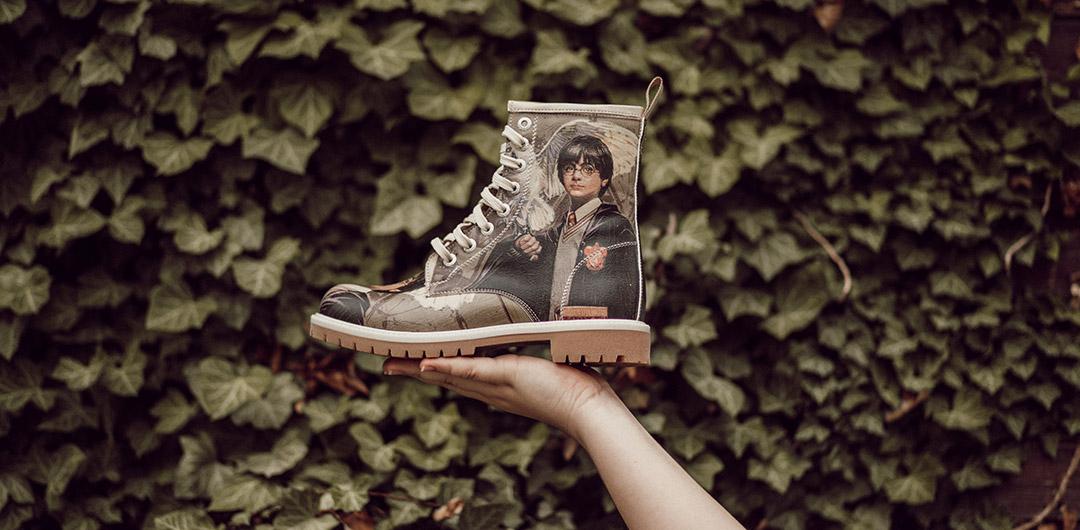 DOGO-Boot mit Harry Potter Motiv