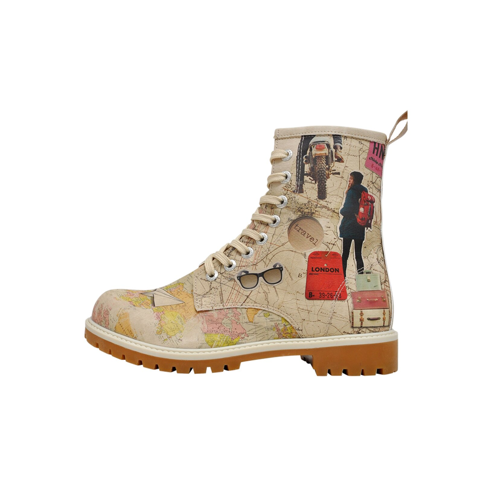 Dogo Boots Travel Lover