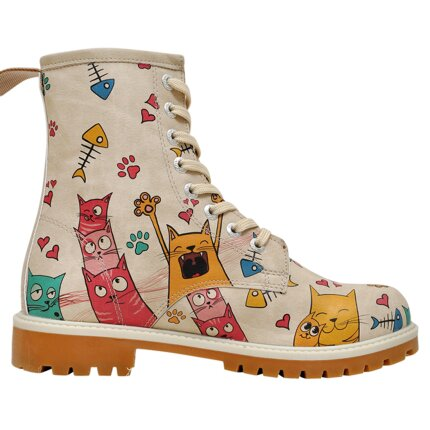 Dogo Boots - Cat Lovers 38
