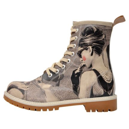 Bunte Boots mit schönen Motiven und kreativen Designs - Dogo Boots - Go Back to Being Yourself im DOGO Onlineshop bestellen!