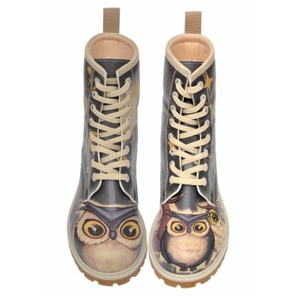 DOGO Boots - Owls Family 40