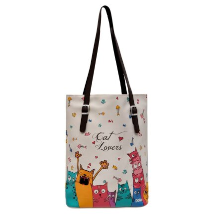 DOGO Tall Bag - Cat Lovers
