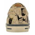 DOGO Sneaker - Monochrome Cats
