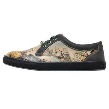 Bunte Sneaker mit schönen Motiven und kreativen Designs - Dogo Cord - Take a Walk im DOGO Onlineshop bestellen!