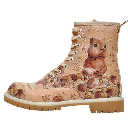 Bunte Boots mit schönen Motiven und kreativen Designs - Dogo Boots - It wasn't me im DOGO Onlineshop bestellen!