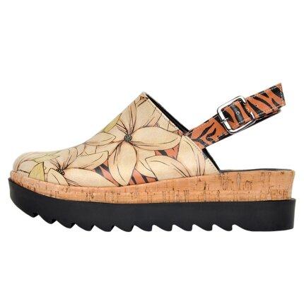 DOGO Sandalen | Bunte Damenschuhe für den Sommer