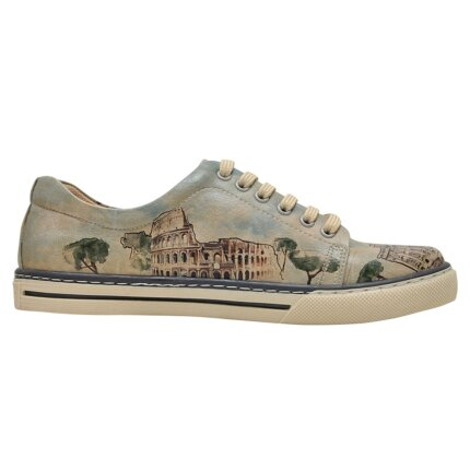 DOGO Sneaker - All Roads Lead to Rome