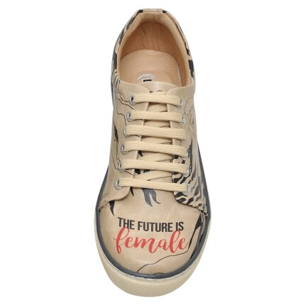 DOGO Sneaker - The Future is Female