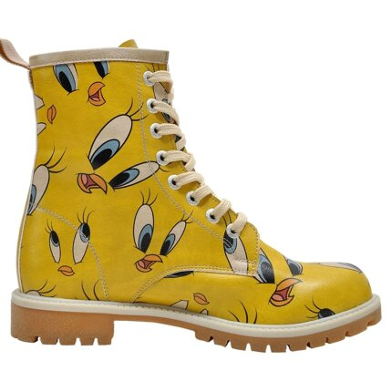 DOGO Boots - Tweety in Yellow