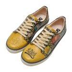 Bunte Sneaker mit schönen Motiven und kreativen Designs - Dogo Sneaker - The Yellow Side of Me Le Petit Prince 41 im DOGO Onlineshop bestellen!