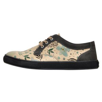 Bunte Sneaker mit schönen Motiven und kreativen Designs - Dogo Cord - Today is a Fairy Tale im DOGO Onlineshop bestellen!