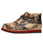 Bunte Boots mit schönen Motiven und kreativen Designs - DOGO Kim - Ninja guys im DOGO Onlineshop bestellen!