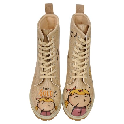 DOGO Boots - Feeling Gold