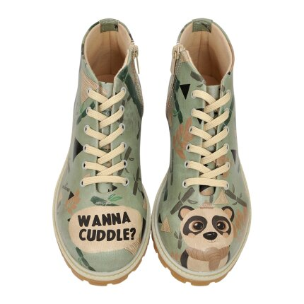 DOGO Shortcut Boots - Wanna Cuddle