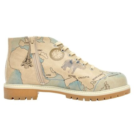 DOGO Shortcut Boots - Around the World