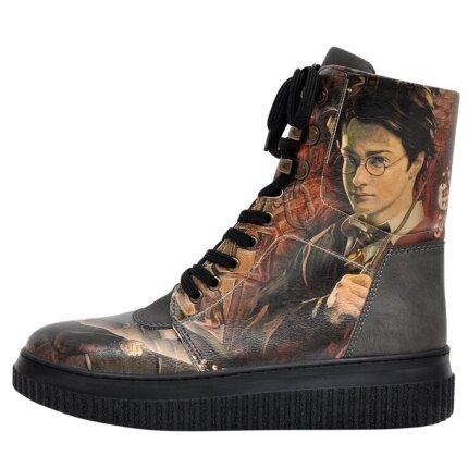 Bunte Sneaker Boots mit schönen Motiven und kreativen Designs - Dogo Future Boots - Triwizard TournamentHarry Potter im DOGO Onlineshop bestellen!