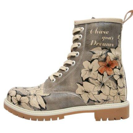 Bunte Boots mit schönen Motiven und kreativen Designs - Dogo Boots - Chase Your Dreams im DOGO Onlineshop bestellen!