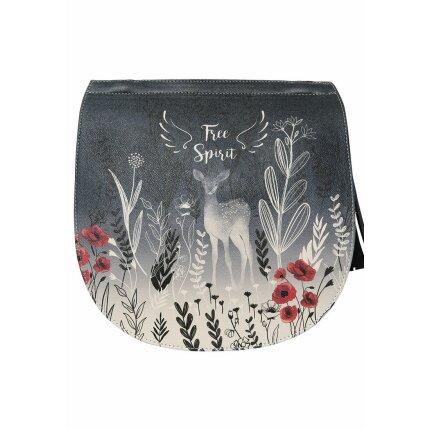 Bunte Taschen mit schönen Motiven und kreativen Designs - DOGO Ivy Bag - Free Spirit im DOGO Onlineshop bestellen!