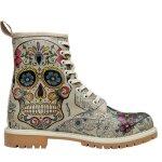 DOGO Boots - Remembrance Of Frida Kahlo
