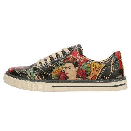Bunte Sneaker mit schönen Motiven und kreativen Designs - Dogo Sneaker - Te Amo im DOGO Onlineshop bestellen!