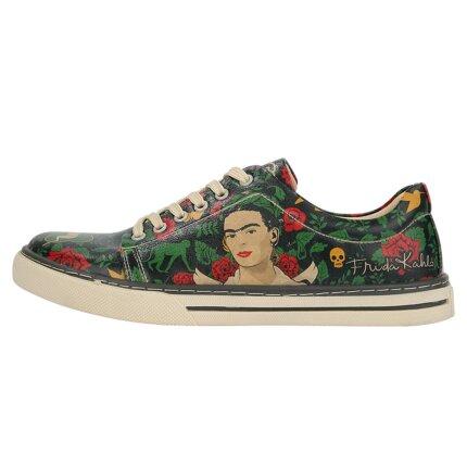 Bunte Sneaker mit schönen Motiven und kreativen Designs - Dogo Sneaker - Arrows im DOGO Onlineshop bestellen!