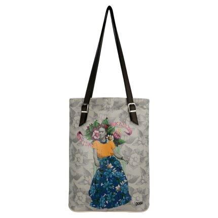 Bunte Taschen mit schönen Motiven und kreativen Designs - Dogo Tall Bag - A Flower From The Past im DOGO Onlineshop bestellen!