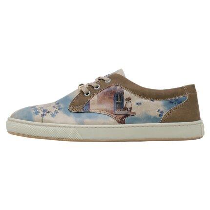 Bunte Sneaker mit schönen Motiven und kreativen Designs - Dogo Cord - Todo Bien im DOGO Onlineshop bestellen!