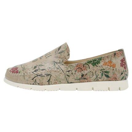 Bunte Sneaker mit schönen Motiven und kreativen Designs - Dogo Shadow - Jungle Of The Mind im DOGO Onlineshop bestellen!