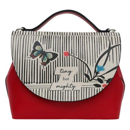 Bunte Taschen mit schönen Motiven und kreativen Designs - DOGO Handy - Tiny but Mighty im DOGO Onlineshop bestellen!