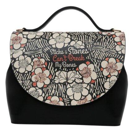 Bunte Taschen mit schönen Motiven und kreativen Designs - DOGO Handy - Sticks and Stones im DOGO Onlineshop bestellen!