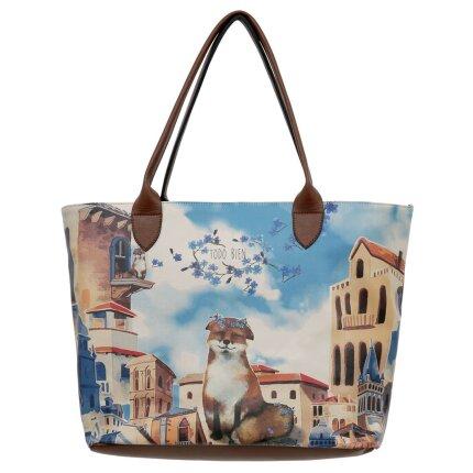 Bunte Taschen mit schönen Motiven und kreativen Designs - DOGO Weekender - Todo Bien im DOGO Onlineshop bestellen!