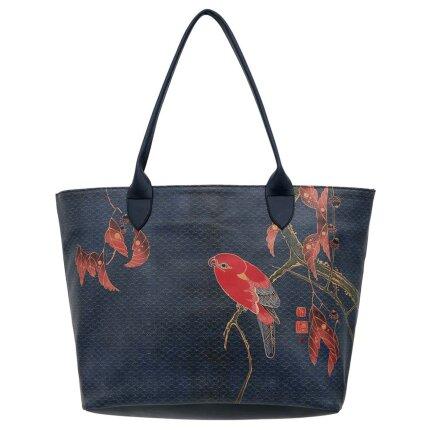 Bunte Taschen mit schönen Motiven und kreativen Designs - DOGO Weekender - Like a Bird im DOGO Onlineshop bestellen!