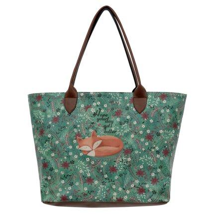 Bunte Taschen mit schönen Motiven und kreativen Designs - DOGO Weekender - Spirit Animal im DOGO Onlineshop bestellen!