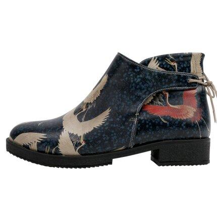 Bunte Boots mit schönen Motiven und kreativen Designs - DOGO Chelsy - We Rise, We Heal im DOGO Onlineshop bestellen!