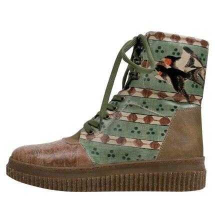 Bunte Sneaker Boots mit schönen Motiven und kreativen Designs - Dogo Future Boots - Believe in Your Wings im DOGO Onlineshop bestellen!
