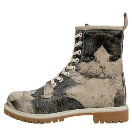 Bunte Boots mit schönen Motiven und kreativen Designs - Dogo Boots - Curious Eyes im DOGO Onlineshop bestellen!