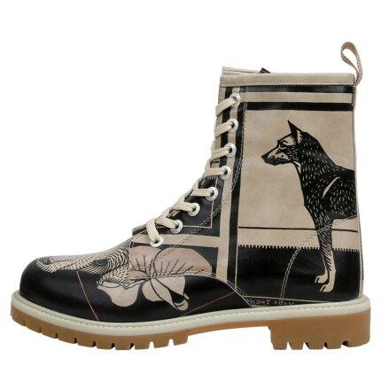 Bunte Boots mit schönen Motiven und kreativen Designs - Dogo Boots - Bad Boy im DOGO Onlineshop bestellen!
