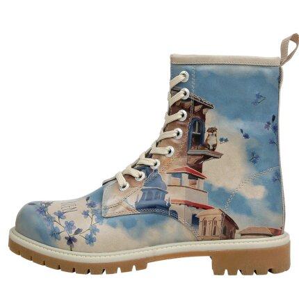 Bunte Boots mit schönen Motiven und kreativen Designs - Dogo Boots - Todo Bien im DOGO Onlineshop bestellen!