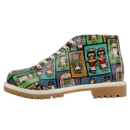Bunte Boots mit schönen Motiven und kreativen Designs - Rain Dance im DOGO Onlineshop bestellen!