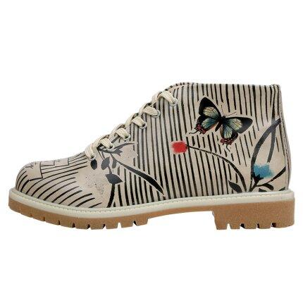 Bunte Boots mit schönen Motiven und kreativen Designs - Tiny But Mighty im DOGO Onlineshop bestellen!