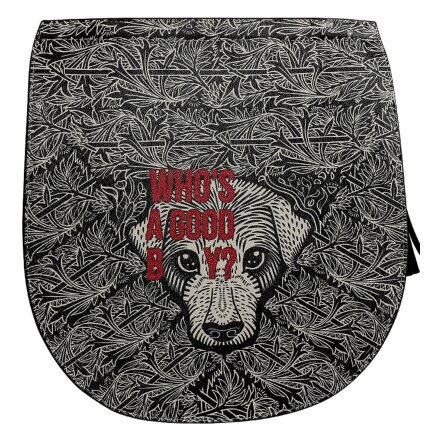 Bunte Taschen mit schönen Motiven und kreativen Designs - DOGO Ivy Bag - Good Boy im DOGO Onlineshop bestellen!