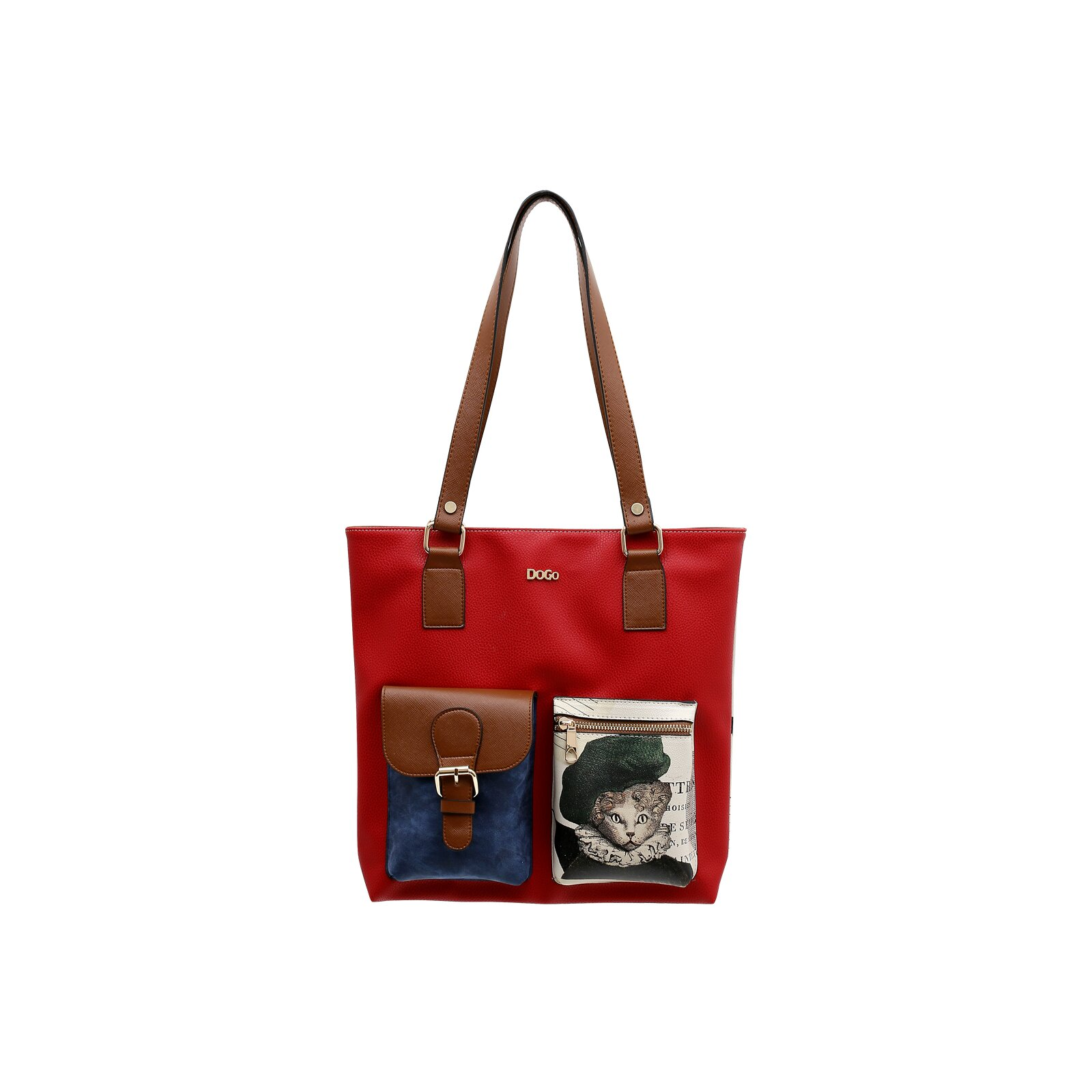 DOGO Multi Pocket Bag - Mon Cher