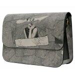 Bunte Taschen mit schönen Motiven und kreativen Designs -...