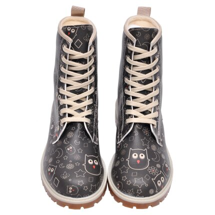 DOGO Boots - owl lover