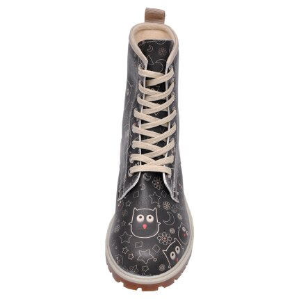 DOGO Boots - owl lover 41
