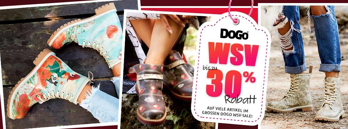 DOGO WSV SALE