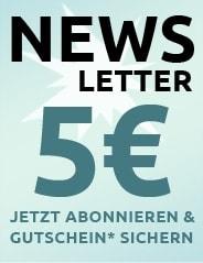DOGO Newsletter Abonnieren und 5€ Gutschein erhalten !